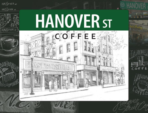 Hanover Street Branding