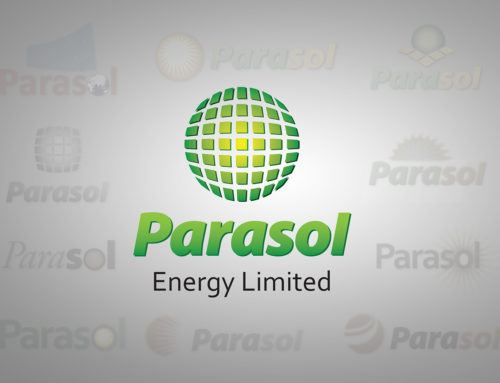Parasol Energy Branding