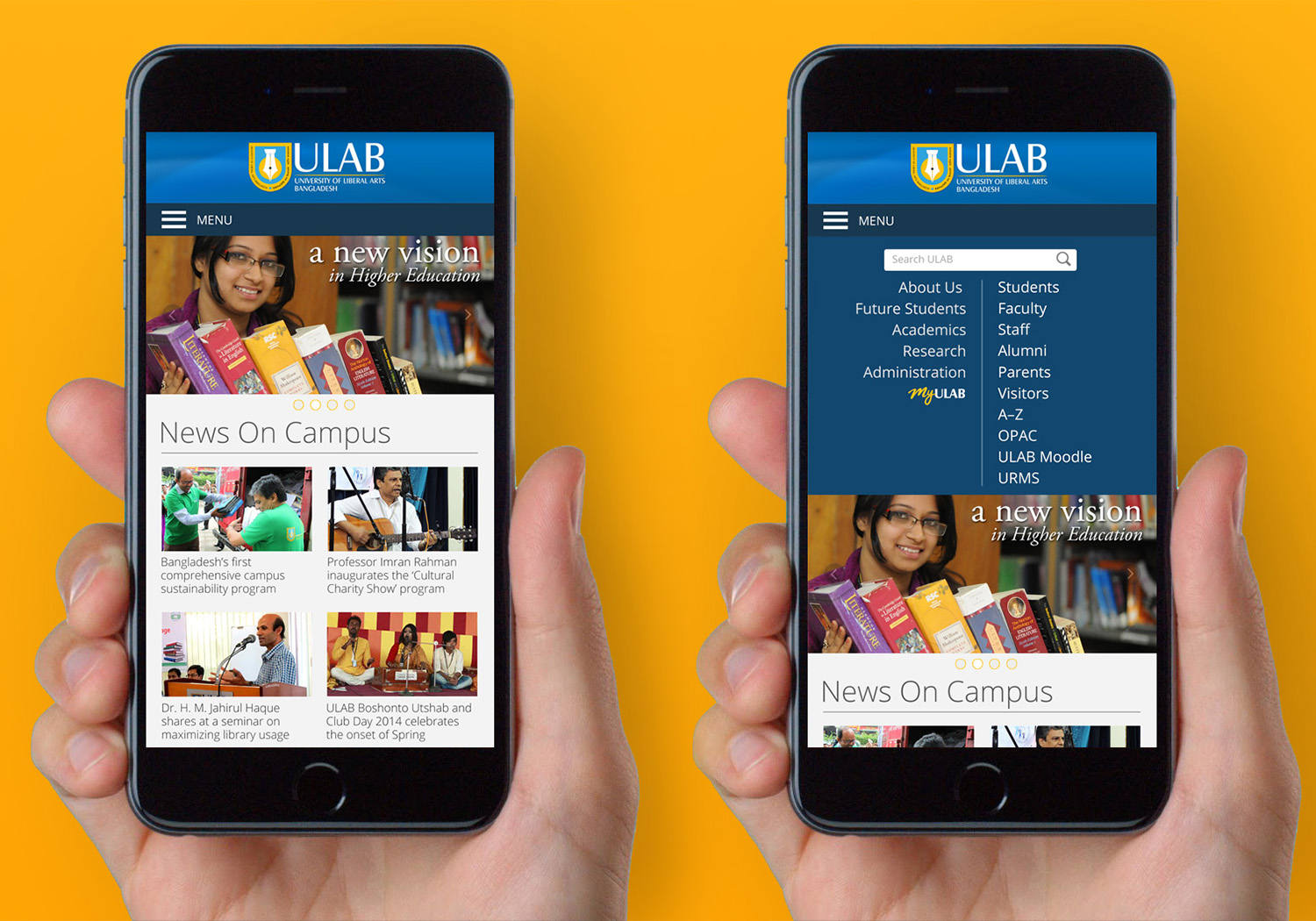ULAB Mobile Design